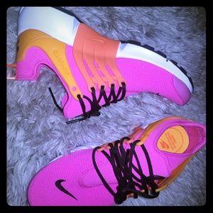 Presto pink and orange